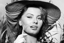 Sophia Loren / by Per Lantz