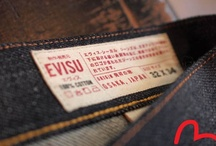 Evisu / by Richie Rich