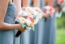 Bridesmaids: round 3 / Liz' Wedding: Oct 2014 / by Cristina Reedstrom