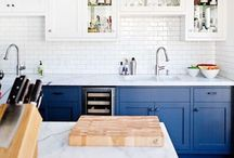 Kitchens / by CM Bee