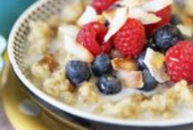 FOOD / Our fav recipes, tips, and other goodies :) / by GatherYoga