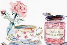 Tea Time / by Marilyn Lisenbee