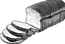 [food] Quem quer pão? / by Carolina Castro