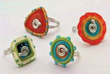 lampwork glass beads and jewelry / Lampworking and making glass beads are a perfect way to create stunning glass jewelry! Also learn beautiful ways to use lampwork glass beads in your jewelry designs.  / by Jewelry Making Daily