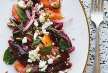Salad Bowl Recipes / by Reeni Pisano