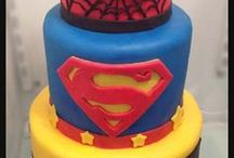 cakes/birthday ideas / by Dawn Phillips Williams