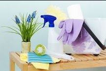 Cleaning / by Donna Vinson
