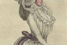 18th century: Robe en Chemise / by Sanna K