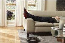 Robo FOMO / Owning an iRobot gives you more free time and lets you do more so you don't have to miss out.  / by iRobot®