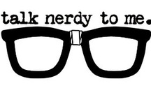 I'm A Geek, Judge Me. / by Christina Lopez