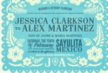 Wedding Invitations / by Esprit Events Catering