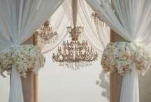 Chuppahs / by Esprit Events Catering