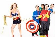 The Big Bang Theory / by Christina Lopez