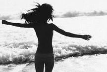 BEACH / by Anna O'Brian