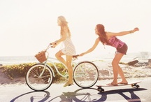 Sweet Summertime / by Kennedy Uptegraph