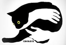 "Kitty Cat / ""Oh... My... C.A.T"" / by Michela Tannoia"