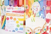 kids party / by Denise Fontana