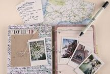 Journaling // travel / by Wendy