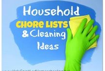 Home: Clean & organized  / Keeping me cleaned & organized  / by Emily Ben