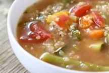 Recipes: Soup & Stews / by Emily Ben