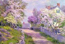 Purple Lilac Cottage / by Ilka Ingleton