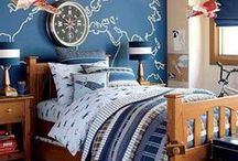 boys bedrooms / M's next room- ideas / by Pam Schneider