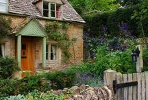 Sage Lea Cottage / by Ilka Ingleton