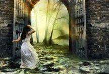 Mystic Mansion / by Ilka Ingleton