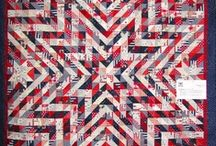 Quilting 2013 / These are the quilts I liked in 2013. / by Shasta Matova