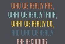 quotes i love / by Jenny Filetti