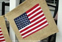 proud to be an american / by Jenny Filetti