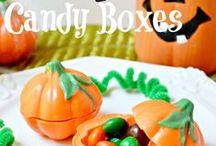 Halloween Ideas / Spooky, scary, creepy, yummy ideas to celebrate Halloween!  / by Renees Kitchen Adventures