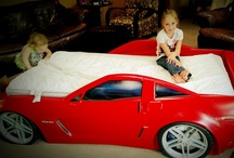 Vroom Vroom / To celebrate the launch of the new Step2 Corvette Bed, we've gathered images from Corvette enthusiasts, kids Corvette events and family gatherings. / by Step2