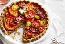 Savory Pies, Tarts, Quiche & Frittata's / by Susan Kann Haas
