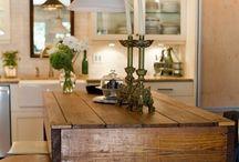 Kitchens / by Niki Miller-O'brien
