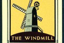 < WINDMILLS > / by Joan Wack