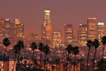 my city of angels / by Meg Levins