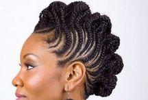 Natural Hair / by Renee Winston
