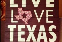 I Love Houston/Texas / by Renee Winston