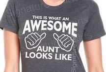 Love Being Auntie... / by Renee Winston