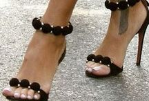 Shoes I Can Admire on Someone Else's Feet / by Renee Winston