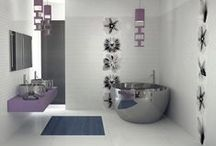 future bathroom / by Madison Dias