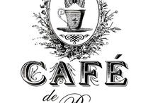***Cafe*** / by Satoko Katsuyama