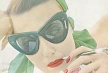 Vintage Jewelry & Accessories / vintage jewelry, sunglasses, hats, shoes, scarves / by Laurie Ann