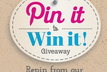 Pin it to Win it! / by RedPlum Coupons
