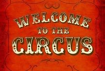 CIRCUS / #circus #Tents #trains #elephants #clowns #show #entertainment  #ringlingbrothers #cirque #costumes #music / by Kelly's Klowns