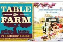 { Farm to Table } / Eat local & meet your farmer / by The Loft5