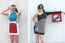 Halloween costumes / by Robyn Designs