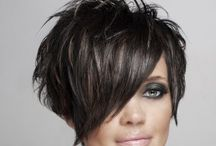 Hair Styles: Short / My favorite short styles! / by Jeannie Isaacs