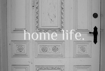 home life.  / by Emily Pullen